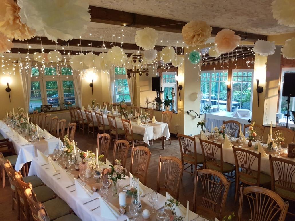 Strandhus Hochzeit Restaurant